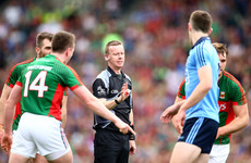 Joe McQuillan gets the nod to referee his third All-Ireland senior football final