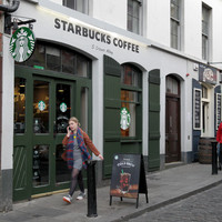 Dublin cafés give out free coffee in protest against Starbucks expansion
