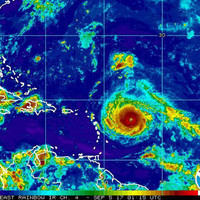 Florida declares state of emergency as Hurricane Irma becomes a Category Five