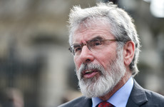 Gerry Adams will announce a schedule for Sinn Féin leadership change at the party's Ard Fheis