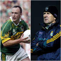3-time All-Ireland winner brought on board as Jack O'Connor confirmed as Kerry U20 boss
