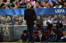 Signed up! Simeone commits to Atletico Madrid until 2020
