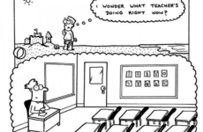 This Galway teacher's comics will resonate with any múinteoir heading back to school