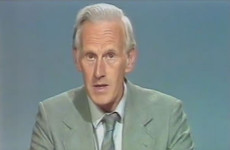 """One of RTÉ's finest"" - Former TV news presenter Don Cockburn has died"