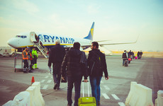 Only one small bag to be permitted on board as Ryanair axes second free carry-on policy