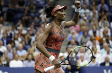 Sensational Venus Williams becomes oldest US Open semi-finalist in history