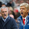 Mourinho aims fresh jibe at Wenger by suggesting Arsenal are 'ready for failure'