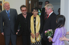 'We could have blood on our hands': Councillors want to take Freedom of Dublin off Aung San Suu Kyi