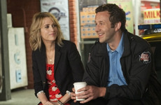What accent is Chris O'Dowd supposed to have in Bridesmaids?