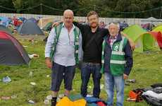 'We said it would be good to get 50': Homeless organisation collects over 1,000 sleeping bags left at Electric Picnic
