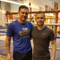 Carl Frampton appoints new trainer after parting ways with Shane McGuigan