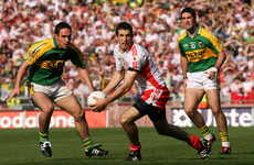 Only one playing link left to 2008 All-Ireland winning side as Tyrone's McMahon retires