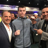 Star Monaghan teenager signs professional boxing deal with Golden Boy Promotions