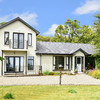 Lodge-style living with elegant finishings just ten minutes from Galway city