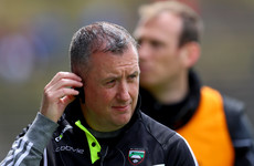 Sligo on hunt for new football boss after Kildare native Carew steps down