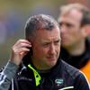 Sligo on hunt for new football boss after Kildare native Carew steps down