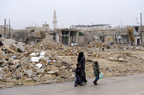 Syria denies having or using chemical weapons