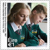 An Post stamp marks 50th anniversary of free secondary education