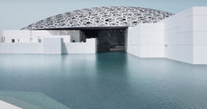 Photos: The Louvre is opening a Middle East outpost in Abu Dhabi