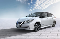 The all-new Nissan Leaf goes 378km on a single charge