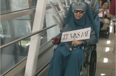 This granny dressed up as Olenna Tyrell from Game of Thrones and completely rocked it
