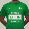 Now you can buy a t-shirt to confirm your Effin heritage