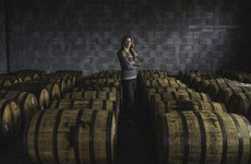 This entrepreneur left the global drinks industry - to build a global whiskey brand in Clare