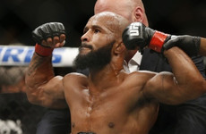 Disaster for UFC 215 as Mighty Mouse's chance to make history cancelled