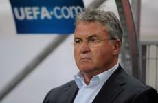 Villas-Boas' job safe for now as Hiddink joins Anzhi