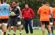 Munster make one change for Pro14 clash against Cheetahs