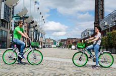 This Irish bike-sharing startup is launching in London – but its Dublin plans are on ice