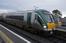 Train delays in Dublin after truck hits bridge at Amiens Street