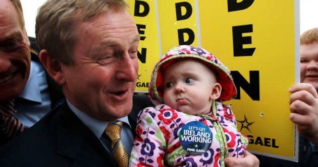 Three years on, here are the most memorable images of the 2011 election campaign