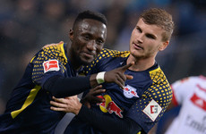 Future Liverpool player Naby Keita shone brightly as RB Leipzig got the better of Hamburg
