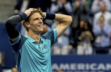 'It has been a long road': South Africa's Kevin Anderson reaches first Grand Slam final at 31