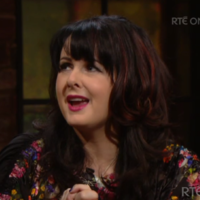 Marian Keyes shared some wisdom about mental health and relationships on The Late Late Show