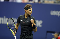 Nadal one win away from third US Open title following defeat of Del Potro
