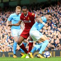 As it happened: Manchester City vs Liverpool, Premier League