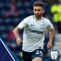 On fire! Sean Maguire just scored his first Championship goal for Preston