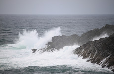Coast Guard urges care along Atlantic coasts and cliffs due to wind alert