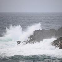 Coast Guard urges care along Atlantic coasts and cliffs due to wind alert