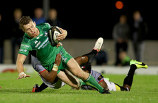 Connacht run four tries past the Kings in front of All-Ireland winning hurlers