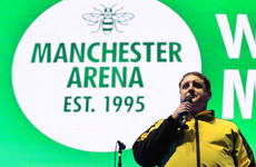 'Move forward with love and not hate': Peter Kay's message of defiance as Manchester Arena reopens