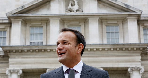 Leo Varadkar sat down with the New York Times for a big Sunday interview