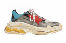 People are seriously ripping the piss out of Balenciaga's latest €650 runners