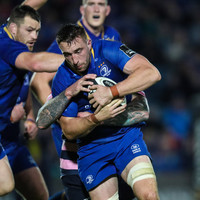 'What he does has nothing to do with me': Conan not prepared to step aside when Heaslip returns