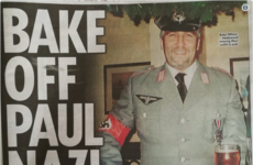 GBBO's Paul Hollywood says he is 'devastated' after photos of him in a Nazi uniform are published