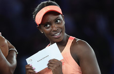 Sloane Stephens' brilliant reaction to becoming US Open champion (and $3.7m richer)