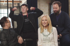 Nicole Kidman does not approve of Dublin actor Barry Keoghan's passion for boxing