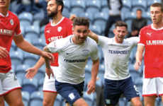 Maguire remains hopeful after Keane watches him score in another man-of-the-match display
